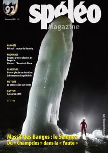 Spéléo magazine 92